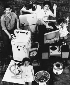Интересные факты из истории бытовой техники