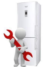 Обращение в сервисный центр по ремонту холодильника