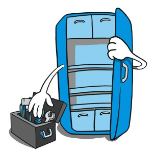 Ремонт холодильников всегда нужен срочный