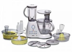 Выбирайте кухонный комбайн имеющий малый вес
